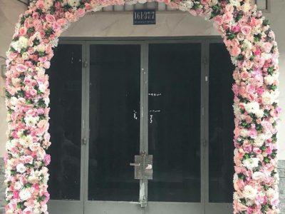 Trang Trí Cổng Hoa Và Nhà Bạt 30