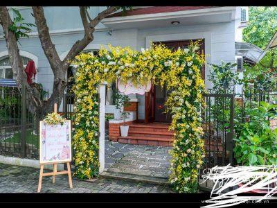 Trang Trí Cổng Hoa Và Nhà Bạt 32