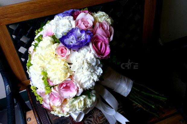 7 kiểu hoa cưới cầm tay phổ biến hiện nay 2