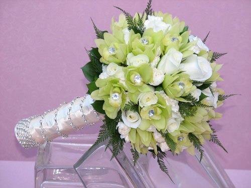7 kiểu hoa cưới cầm tay phổ biến hiện nay 7