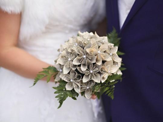 7 kiểu hoa cưới cầm tay phổ biến hiện nay