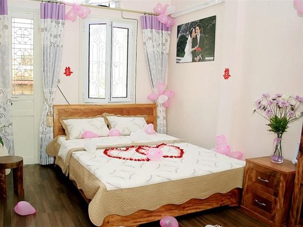 Các kiểu trang trí phòng cưới nhỏ nhưng đẹp 1