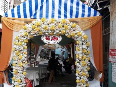 Trang Trí Cổng Hoa Và Nhà Bạt 6