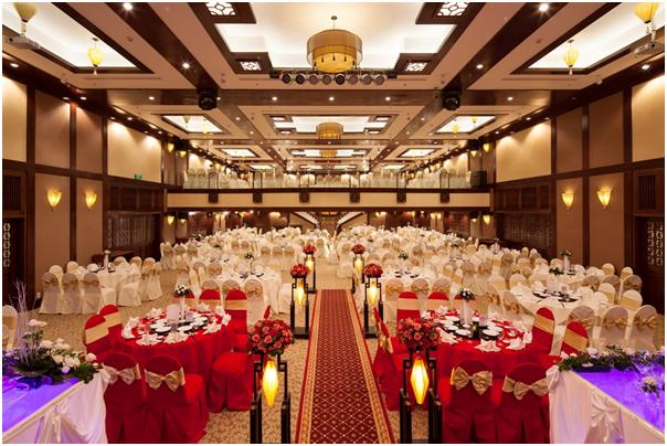 5 điều cần lưu ý khi lựa chọn địa điểm tổ chức tiệc cưới 1