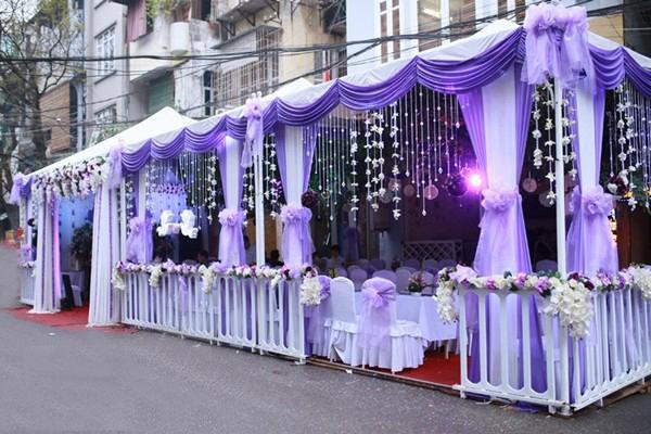 Khâu chuẩn bị trang trí cho ngày cưới cần gì (P2) 3