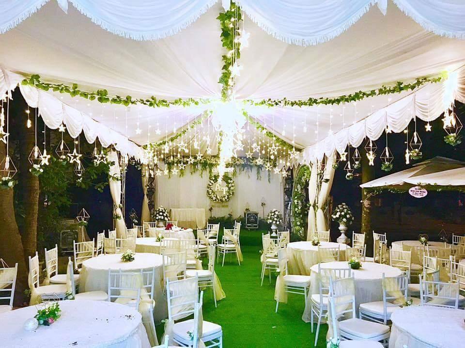 Khâu chuẩn bị trang trí cho ngày cưới cần gì (P2)