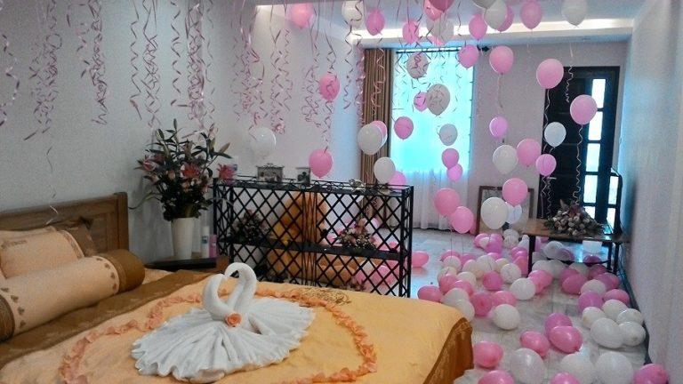 Làm sao để trang trí phòng cưới đẹp nhất 3