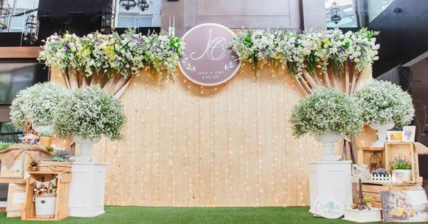 Phông đám cưới đang được ưa chuộng trong năm 2018 1