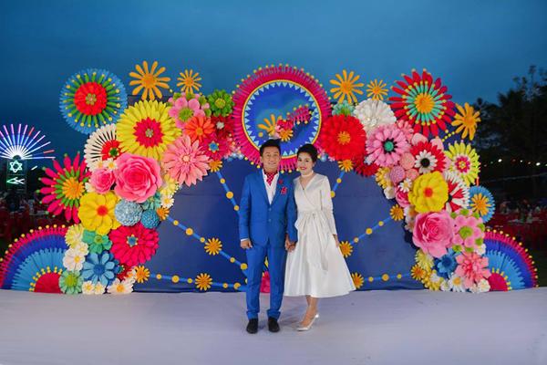 Phông đám cưới đang được ưa chuộng trong năm 2018 (P2)