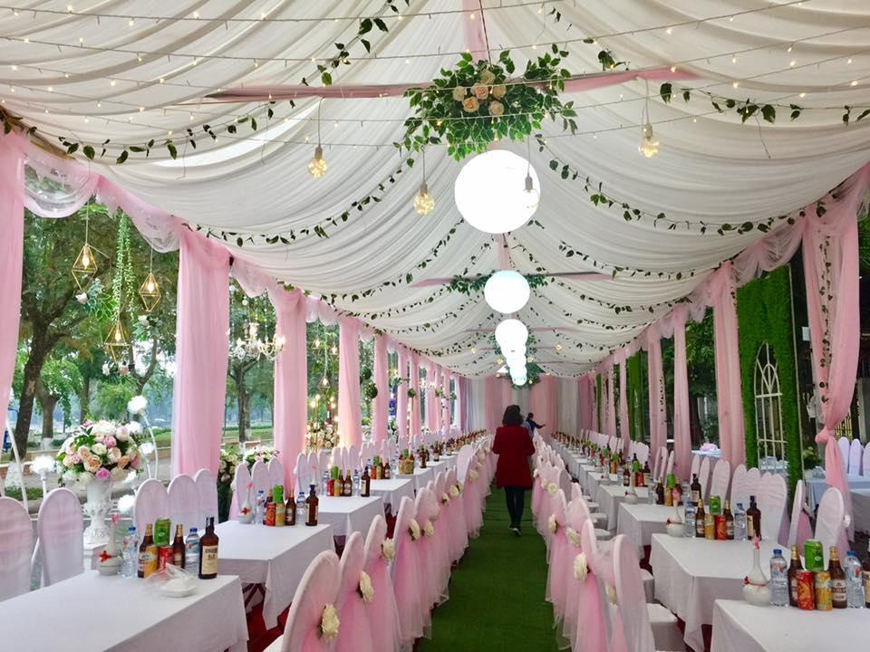 Khi nào nên thuê dịch vụ trang trí đám cưới
