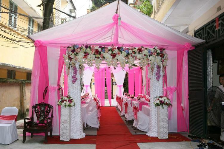 Khi nào nên thuê dịch vụ trang trí đám cưới 2
