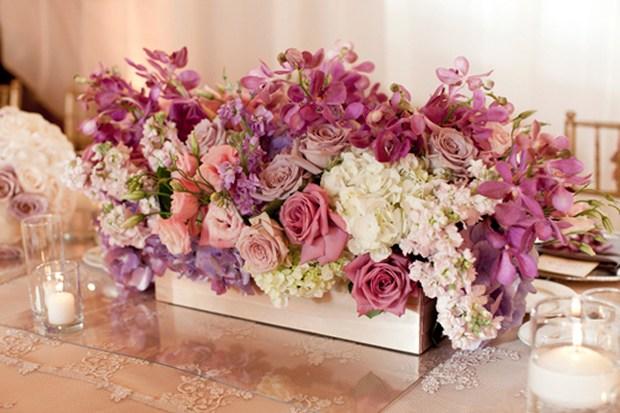 Trang trí nhà cưới bằng hoa sao cho đẹp mắt 2