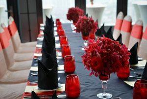 Trang trí nhà cưới bằng hoa sao cho đẹp mắt