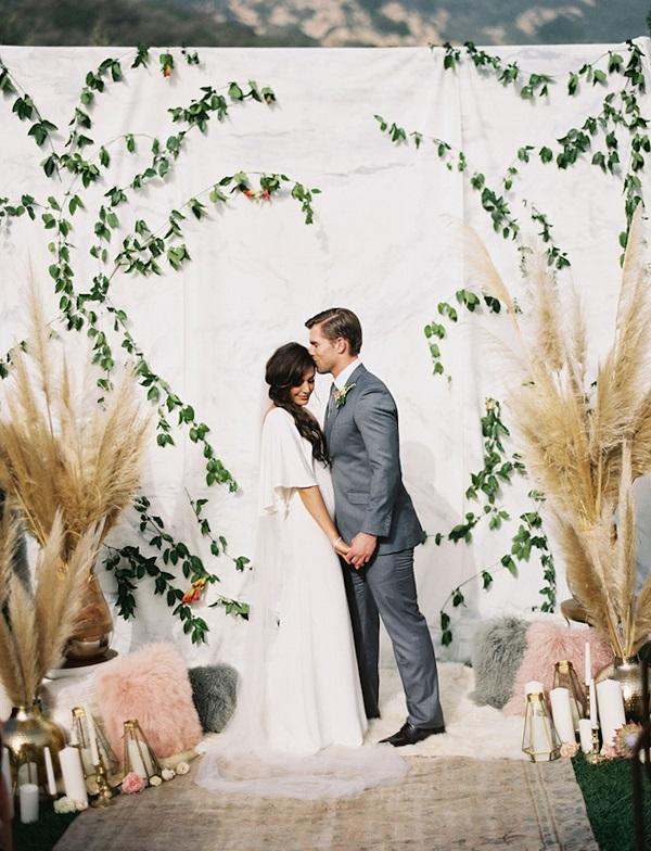 Xu hướng trang trí tiệc cưới mùa thu 2018 2
