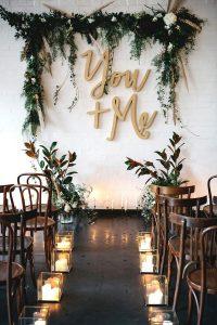 Xu hướng trang trí tiệc cưới mùa thu 2018